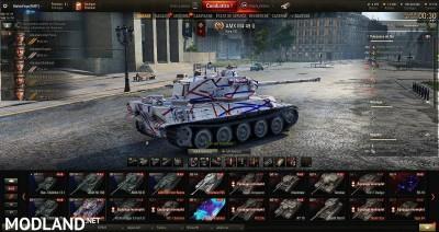 AMX M4 49 Gribouillis 1.m4 49 [1.0.0.3], 2 photo
